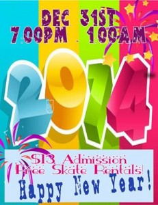 Lufkin TX New Year's Eve party