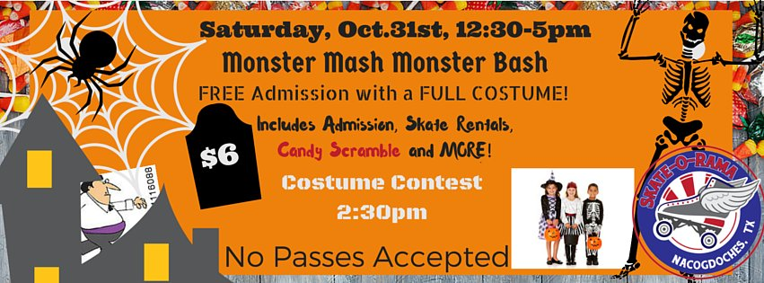 Monster Mash Halloween Bash Facebook (2)