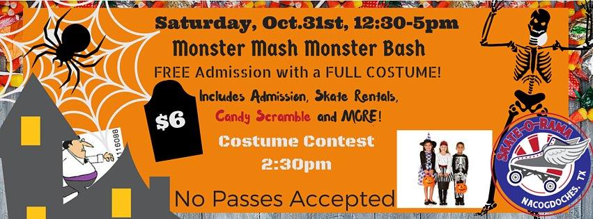 Monster Mash Halloween Bash Facebook (2)
